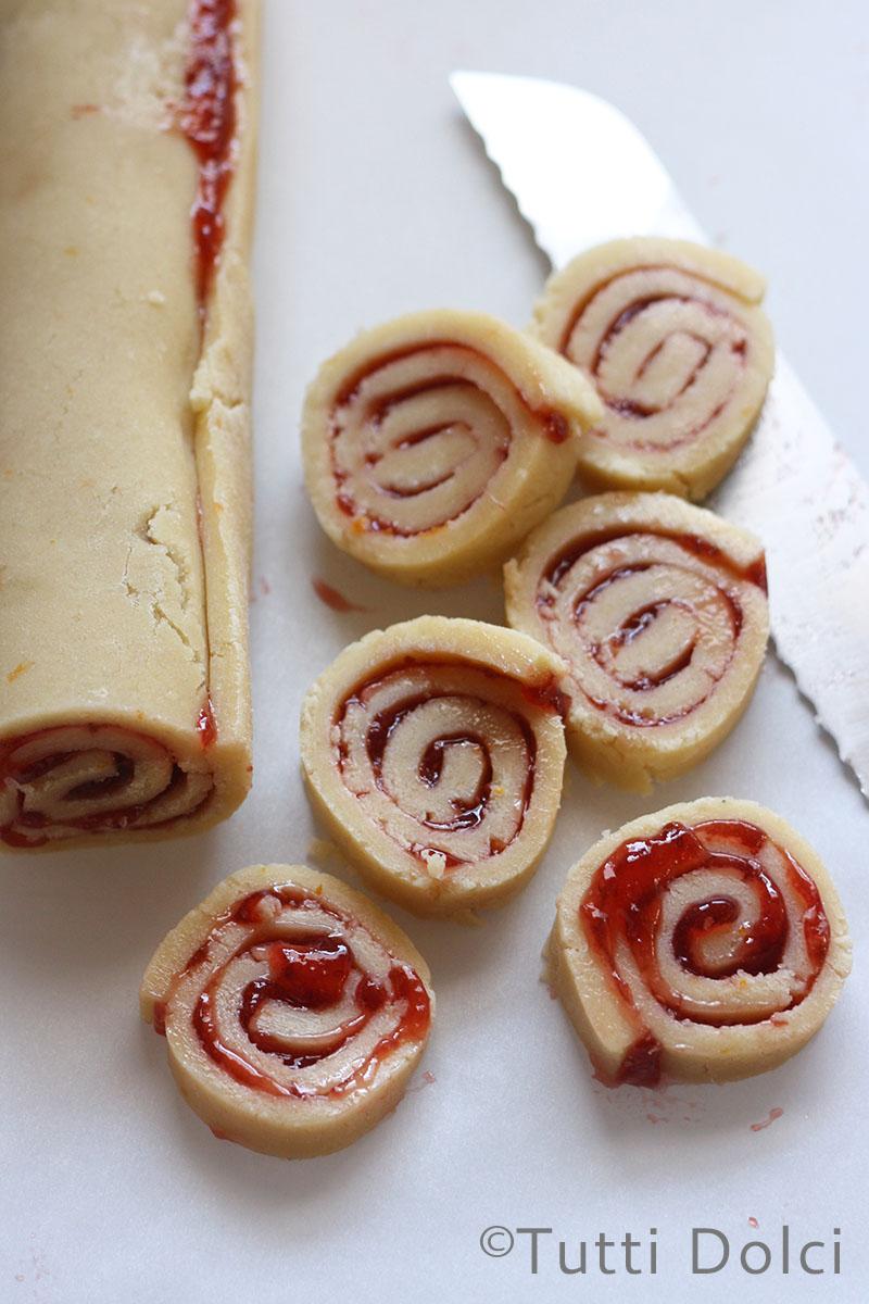 Jam Pinwheel Cookies | Tutti Dolci