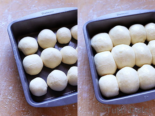One-Hour Dinner Rolls | Tutti Dolci