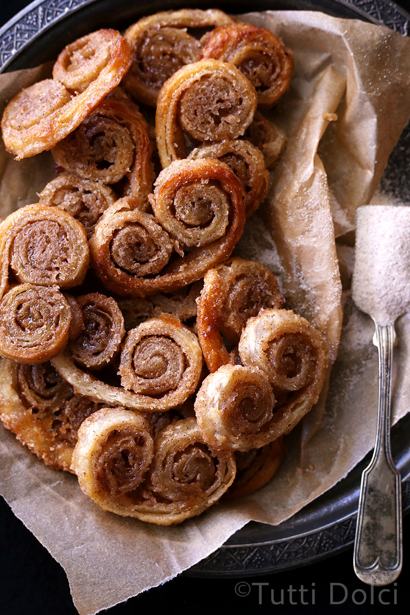 Cardamom Caramel Palmiers Recipes — Dishmaps