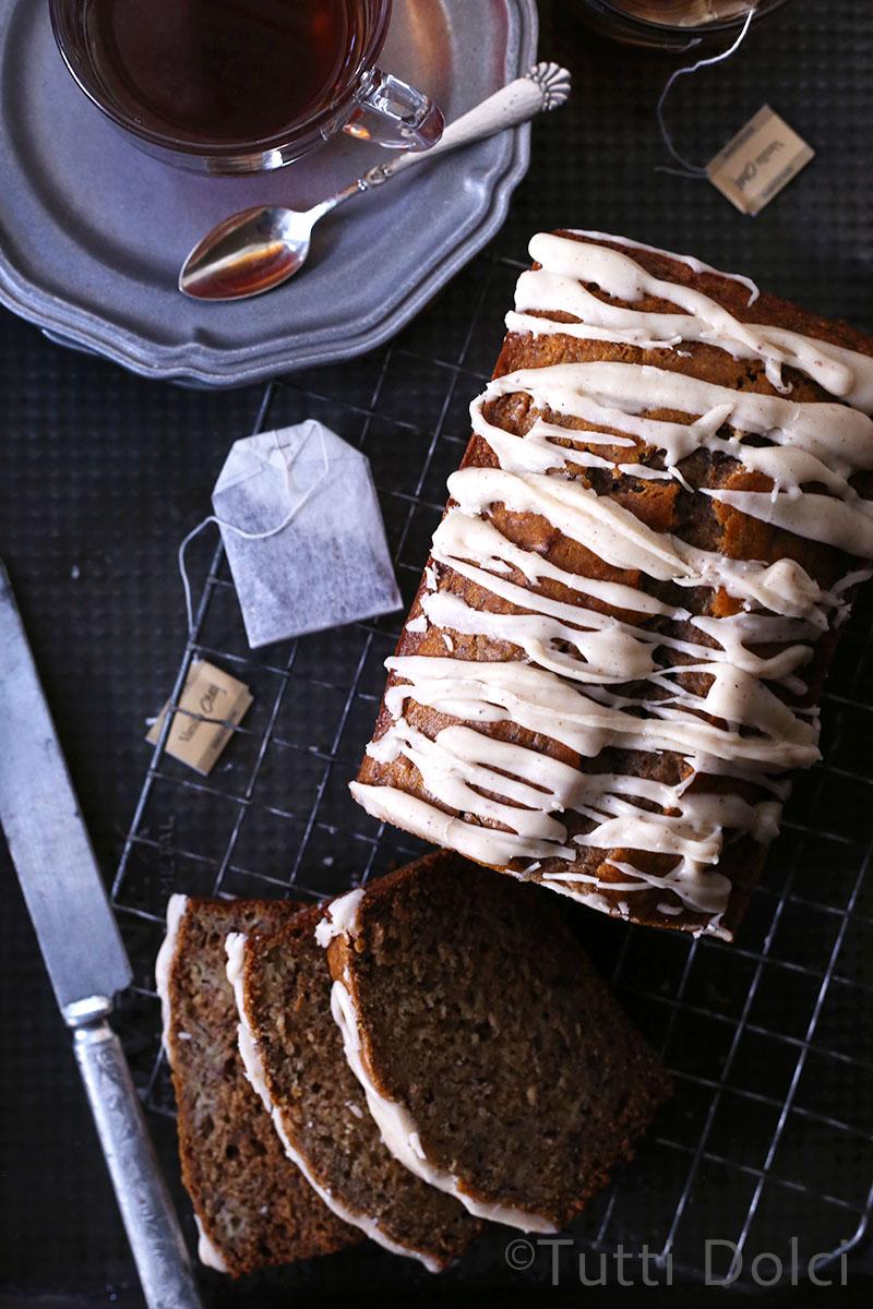 Chai Spice Banana Bread | Tutti Dolci