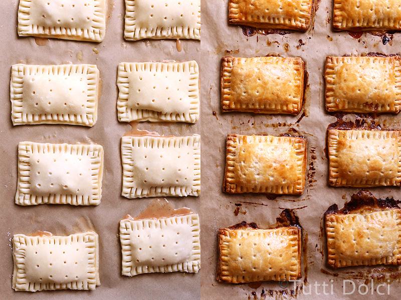 Peach Hand Pies | Tutti Dolci