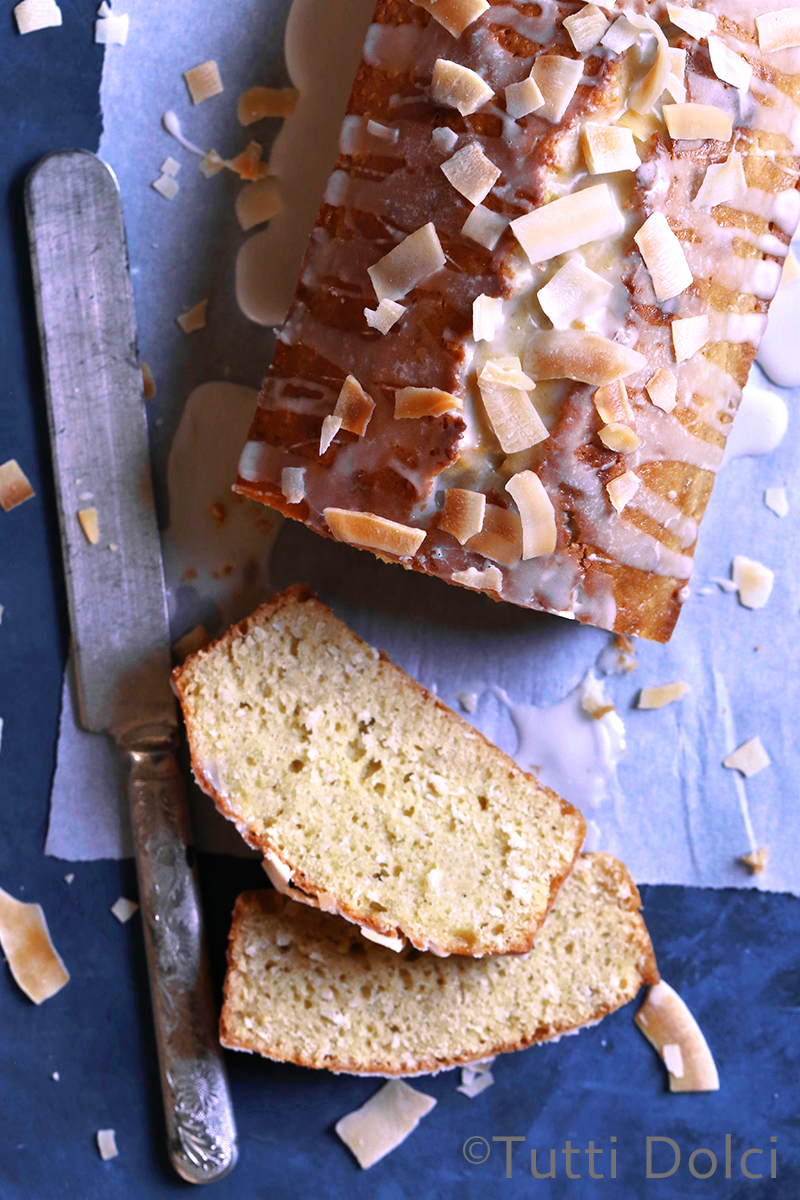Coconut Tea Cake