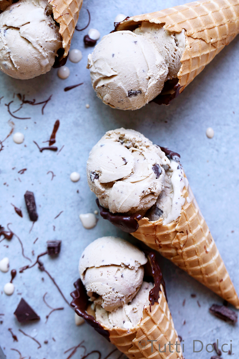 Espresso Chocolate Ice Cream