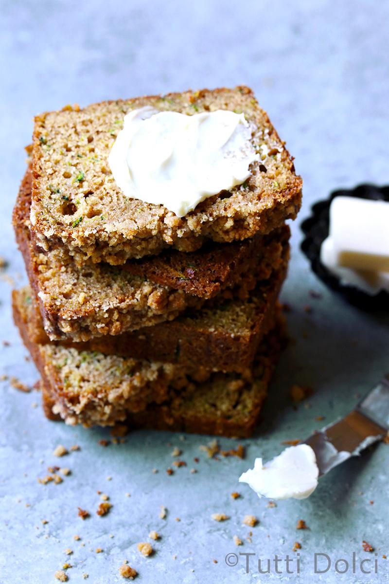 Zucchini Spice Bread