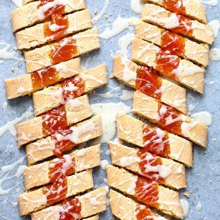 Jamaretti Cookies