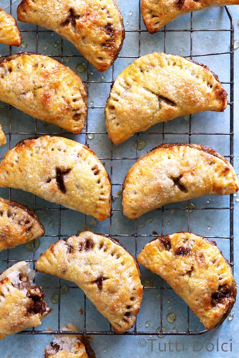 Baklava Hand Pies