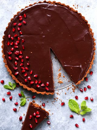 Chocolate Truffle Tart