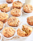 Snickerdoodle Crumb Muffins