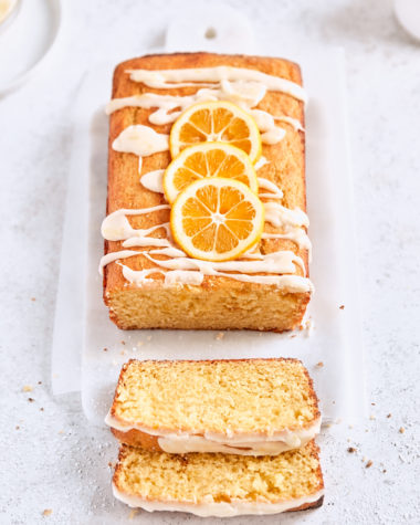 Meyer Lemon Yogurt Cake