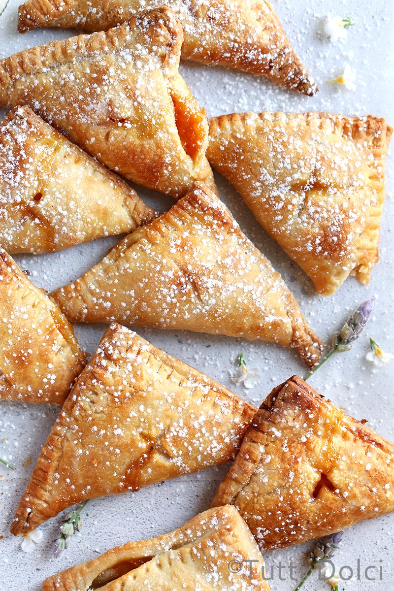 Peach Turnovers